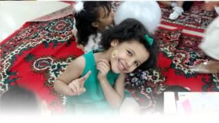 getlinkyoutube.com-حفل المعايدة لبراعم مريم بنت عمران الفتره الصباحية لعام 1437/1436هـ