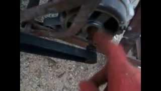 getlinkyoutube.com-Циркулярка с двигателя от стиральной машинки автомат