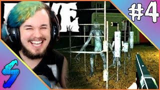RAKE Multiplayer Gameplay | TRAPPED THE RAKE?! (Funny Moments)