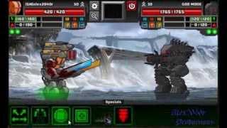 Super Mechs 186 - VS Computer GOD MODE