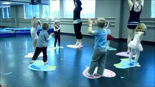 getlinkyoutube.com-Little Stars Creative Movement Dance Class