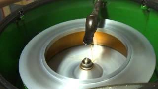 getlinkyoutube.com-GreeceMonkey Waste Veggie Oil (WVO) - Centrifuge Explained