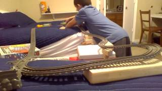 getlinkyoutube.com-blake video thomas and the magic railroad remake chase scene