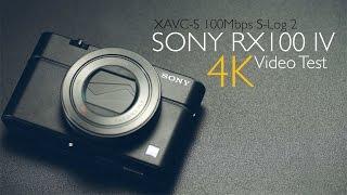 getlinkyoutube.com-Sony RX100 IV M4 Video Test (Shot it in 4K)