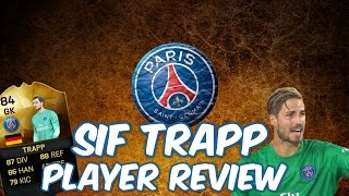 getlinkyoutube.com-SIF Trapp 84 Rated ll Fifa 16 Player Review