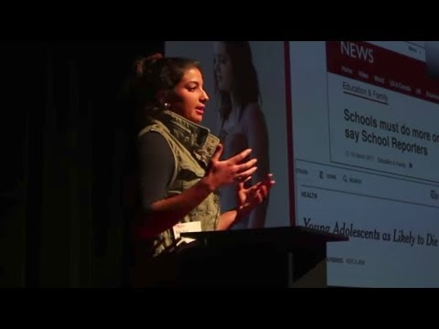 Asking for Help is Humiliating | Nadia Ghaffari | TEDxLosAltosHigh