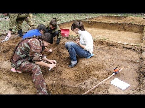 Археологические находки Хабаровского края