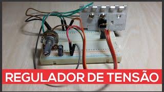 getlinkyoutube.com-REGULADOR DE TENSÃO VARIÁVEL PARA CORRENTE CONTÍNUA (4.5 A)