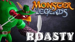 getlinkyoutube.com-Monster Legends - Roasty (Dungeon)