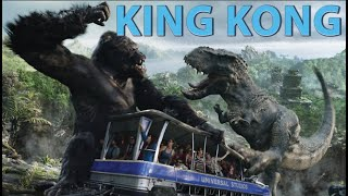 getlinkyoutube.com-The World´s Largest 3D Experience | King Kong 360 3D at Universal Studios Hollywood
