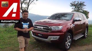 getlinkyoutube.com-Review Ford Everest Titanium Indonesia by AutonetMagz