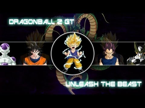 Dragon ball Z Broly - God of War (FAN MADE!)