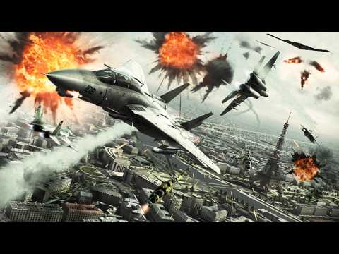 Ace Combat: Assault Horizon OST - Shall Defend