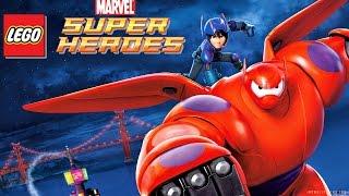 getlinkyoutube.com-LEGO Marvel Superheroes: Big Hero 6 Mod!