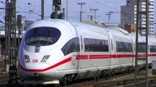 Lustige Zugansage im ICE bei Dortmund