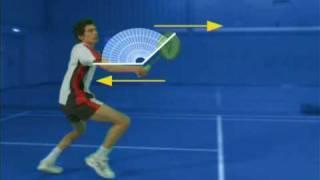 getlinkyoutube.com-Badminton Technique - Forehand Net Lift