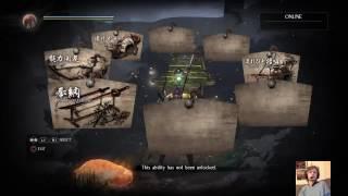 getlinkyoutube.com-NIOH LAST DEMO Walkthrough Gameplay Part 1 - Tutorial!!