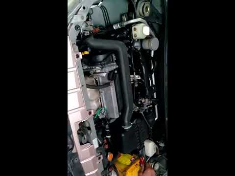 Работа двигателя EJ-VE Daihatsu Storia, 2002