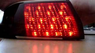 getlinkyoutube.com-Lampy LED Alfa 156