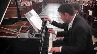 getlinkyoutube.com-Carmen Bizet for 4 hands  Duo Accento