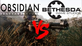Who is better at making Fallout? Bethesda vs Obsidian