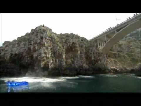 Linea Blu - Tuffi dal Ponte Ciolo