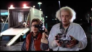 getlinkyoutube.com-Back To The Future [1985] - The DeLorean