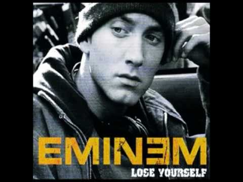 Eminem- Lose Yourself (Lyrics)