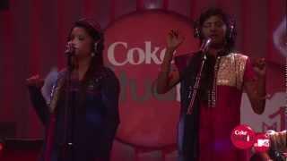 getlinkyoutube.com-Allah Hoo - Hitesh Sonik feat Jyoti Nooran & Sultana Nooran, Coke Studio @ MTV Season 2