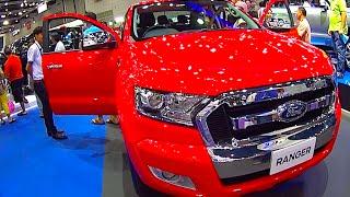 getlinkyoutube.com-Ford Ranger 2016, Ford Ranger 2017  Video review, New model interior, exterior