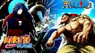 getlinkyoutube.com-Uchiha Madara VS Whitebeard [Naruto VS One piece] By Berkana (Mugen