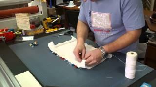 getlinkyoutube.com-Правильная натяжка вышивки