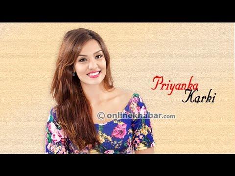 Talking with Priyanka Karki