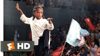 The Karate Kid (2010) - Dre's Victory Scene (10/10)   Movieclips