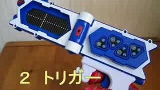 getlinkyoutube.com-変身携帯 イクサライザー IXARISER 仮面ライダーキバ