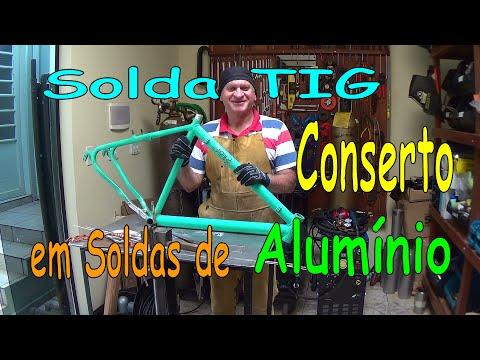Solda TIG - Dicas para conserto com soldas de Ligas de Alumínio - Parte 1