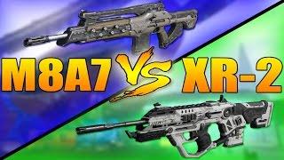 getlinkyoutube.com-M8A7 VS XR-2 (Call of Duty Black Ops 3 Versus)