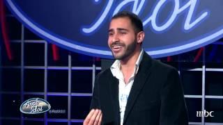 getlinkyoutube.com-Arab Idol - تجارب الاداء - زياد خوري