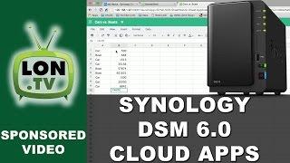 getlinkyoutube.com-Synology DSM 6.0 : Spreadsheet , Note Station, Mail Plus Email