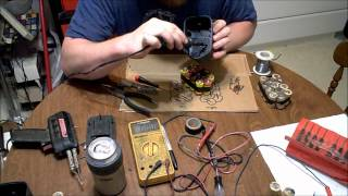 getlinkyoutube.com-Cordless Drill Battery Pack Rebuild for $20 or Repair for $0