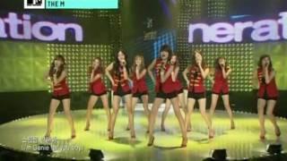 getlinkyoutube.com-SNSD - Tell me your wish (Genie) The M Aug21.2009 GIRLS' GENERATION 720p