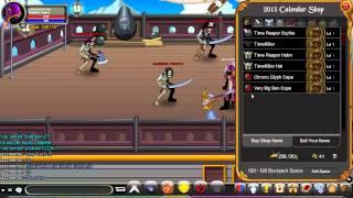 getlinkyoutube.com-=AQW= Timekiller Class Skills