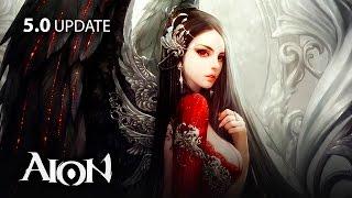 getlinkyoutube.com-Aion 5.0 - Asmodian Character Creation - F2P - KR