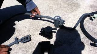getlinkyoutube.com-P0449 P0446 08-13 Silverado Vent Solenoid Replaced