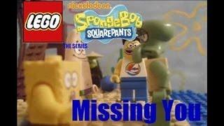 getlinkyoutube.com-LEGO SpongeBob The Series Ep. 2: Missing You
