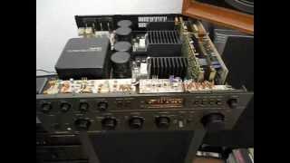 getlinkyoutube.com-TECHNICS SU-8099 THE LEGENDARY AMPLIFIER