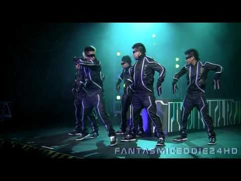 [HD] Poreotics @ ElecTRONica 11/21/10