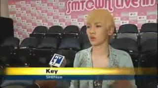 getlinkyoutube.com-Tiffany&Jessica(SNSD),Key(SHINee) Speaking English