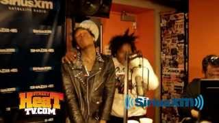 Wiz Khalifa - Bout Me (Studio Performance)