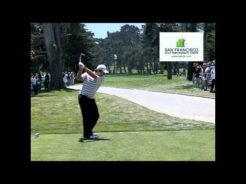 Francesco Molinari Golf Swing Driver DL